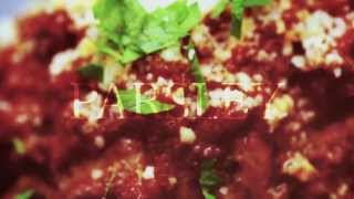 Lavo New York's Famous Meatball In 60 Seconds