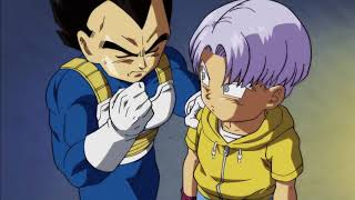 Vegeta defends Frieza (DBS episode 94)