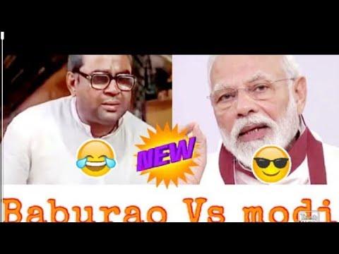 Baburao Vs Modiji Comedy Mashup| Funny Hindi Mashup Comedy |Comedy Zone