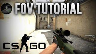 CS:GO - Adjusting View Model Position (FOV)