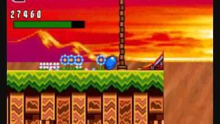 Sonic FGX - Fleetway Super Sonic