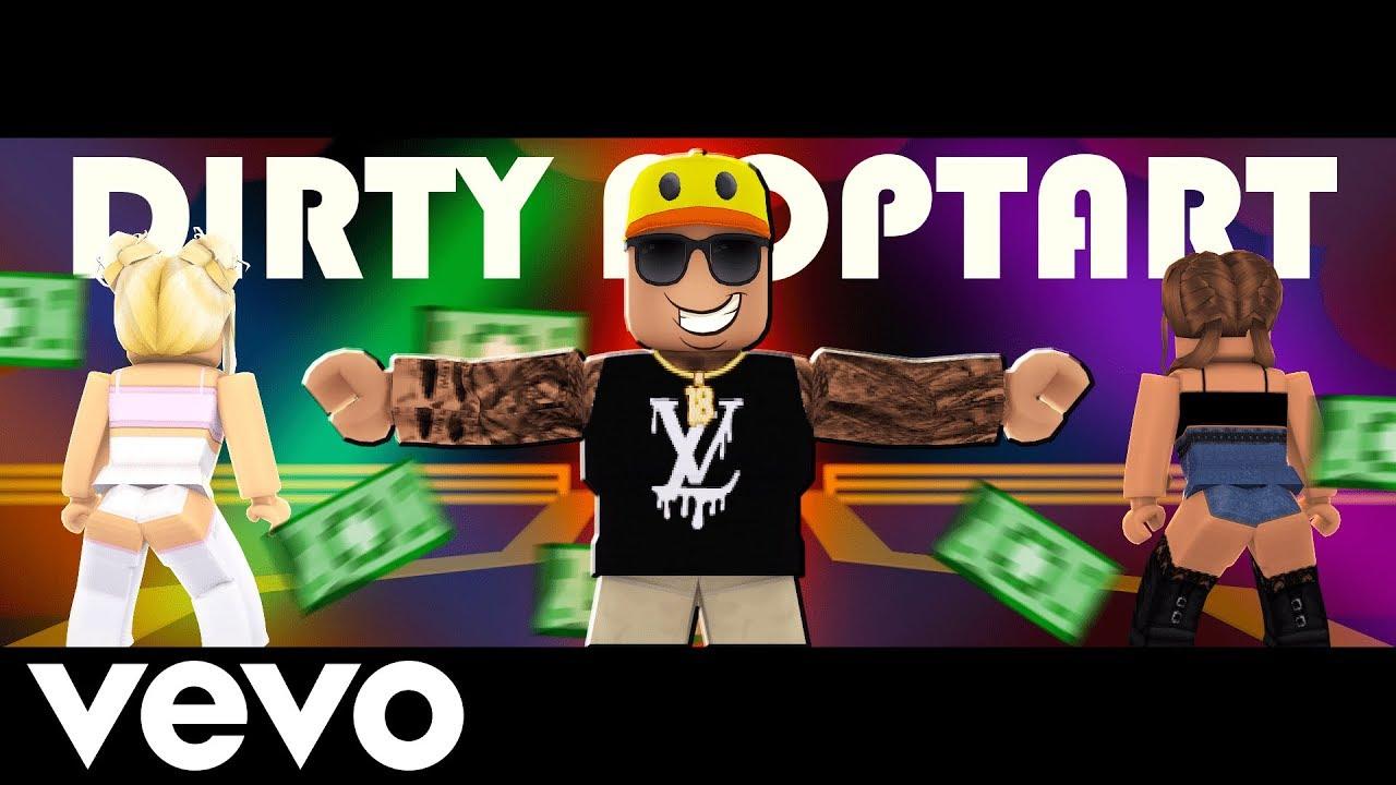 Vuxvux Dirty Poptart Roblox Rap Music Video Feat Ayeyahzee