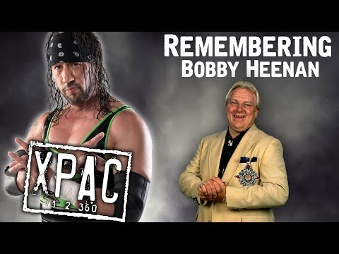 "Remembering Bobby ""The Brain"" Heenan - X-Pac 12360 Ep #55"