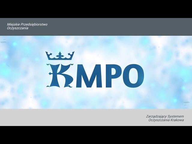 Wizytówka filmowa MPO Kraków