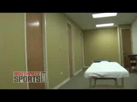 Athlete TV: New York Knicks Eddy Curry Tours Attack Athletics