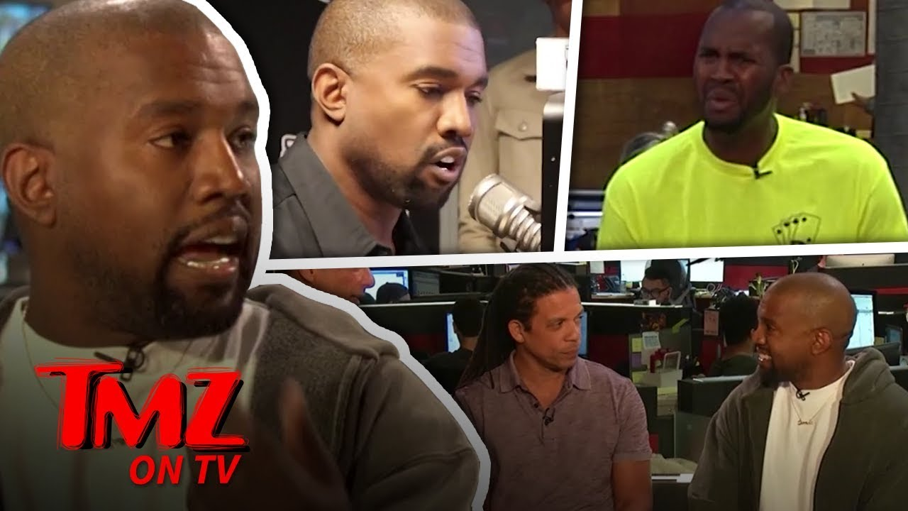Kanye 'Apologizes' For His Slavery Comments| TMZ TV