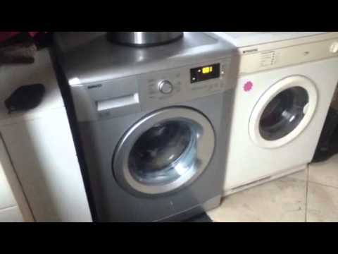 beko green line daily express with 1400 rpm youtube