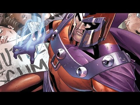 Supervillain Origins: Magneto (Redux)