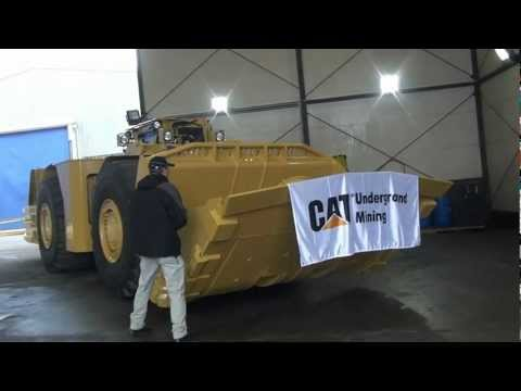 J-LEAGUE NAMING RIGHTS PHOTO OPPORTUNITY WITH CAT UNDERGROUND MINING - 26 JUN 2012 - SETTING UP 03