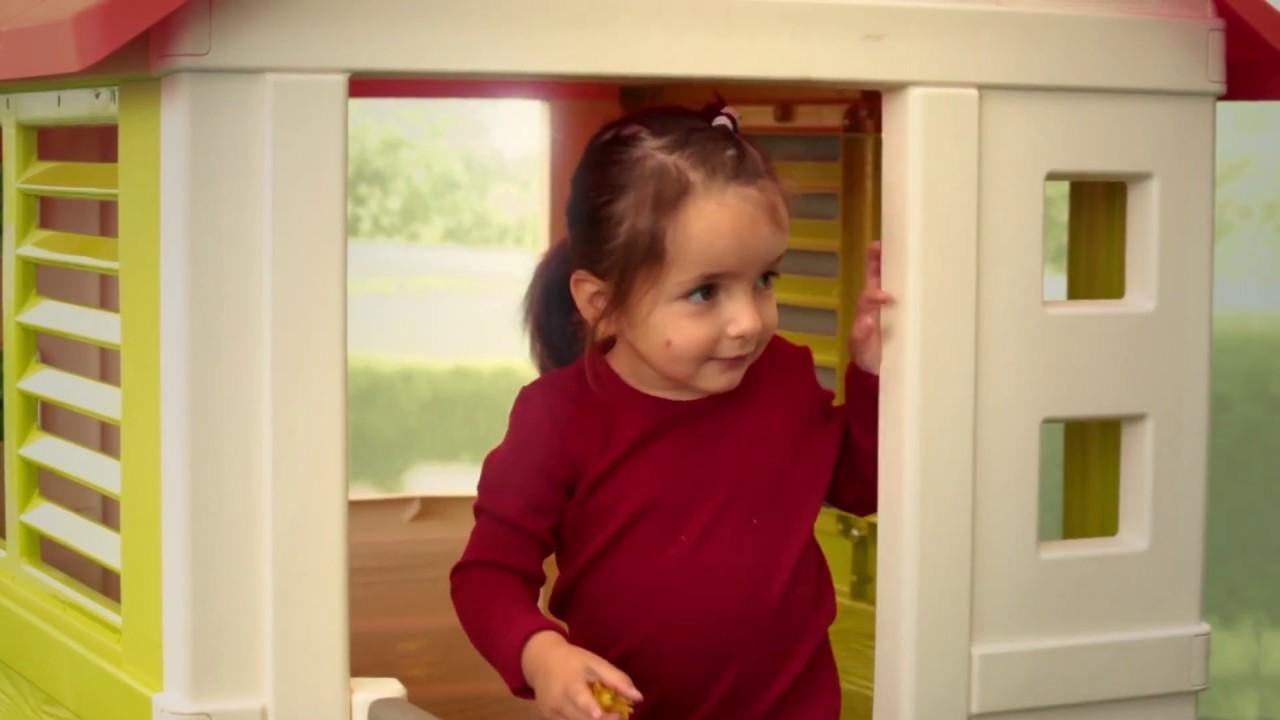Детский игровой домик Smoby Любимый 810710