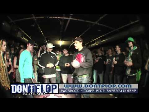 DON'T FLOP - Rap Battle - Chronicle Vs Loki