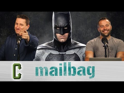Batman v Superman Unfairly Rated By Rotten Tomatoes - Collider Mailbag