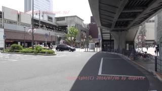 秋葉原駅前広場 電気街口周辺 サイクリング 散策 Cycling Akihabara Station square Stroll in Tokyo Japan