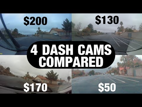 4 Dash Cams Compared! As Seen On TV Vs Amazon Vs Best Buy