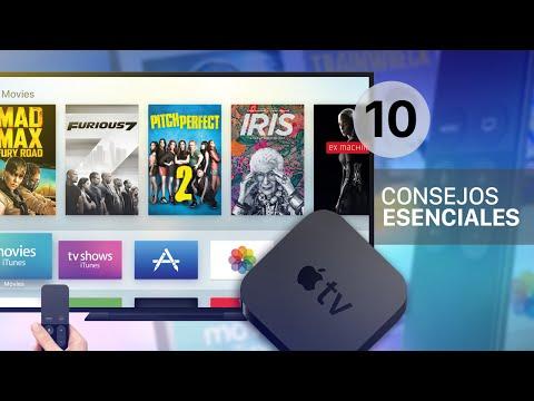 10 consejos esenciales para tu Apple TV 4