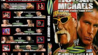 Official Theme Song Summerslam 2005
