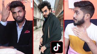 INDIANS react to Mustafa Ali Shah | Tik Tok Videos