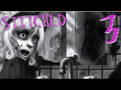 Stitched -  Bear (RPG Maker) Manly Let's Play [ 3 ]