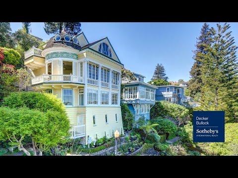 460 Bella Vista Ave Belvedere CA | Belvedere Homes For Sale