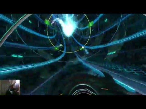 Radial-G: Racing Revolved on Oculus Rift DK2 |