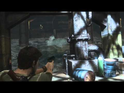Uncharted 3 Gameplay Demo (E3 2011)