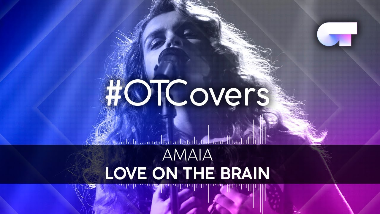 Instrumental Love On The Brain Amaia Otcover Youtube