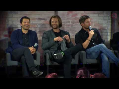 Supernatural Comic Con 2016 - Nerd HQ 2016 A Conversation with Jared Padalecki