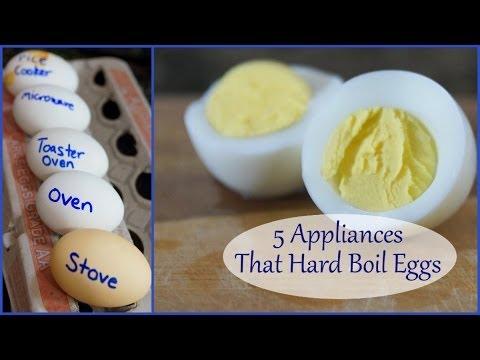 5 Appliances That Hard Boil Eggs    Jenny Lynne Torgersen