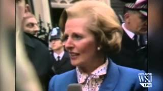 Highlights From the Iron Lady's Speeches