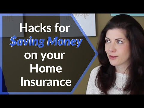 HACKS FOR SAVING MONEY ON YOUR HOME INSURANCE WITH ILANA CORSTINE