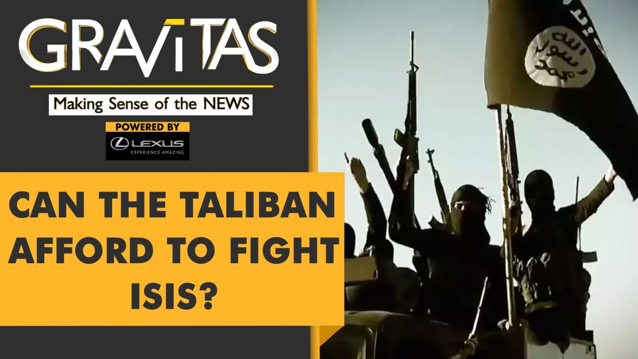 Download Gravitas: Report: Taliban launches operation to fight ISIS