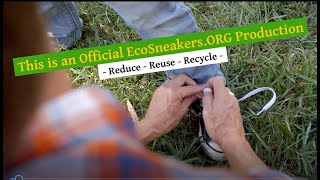 WE have a CHOICE! Go to www.ECOSNEAKERS.ORG and Make A Difference TODAY!