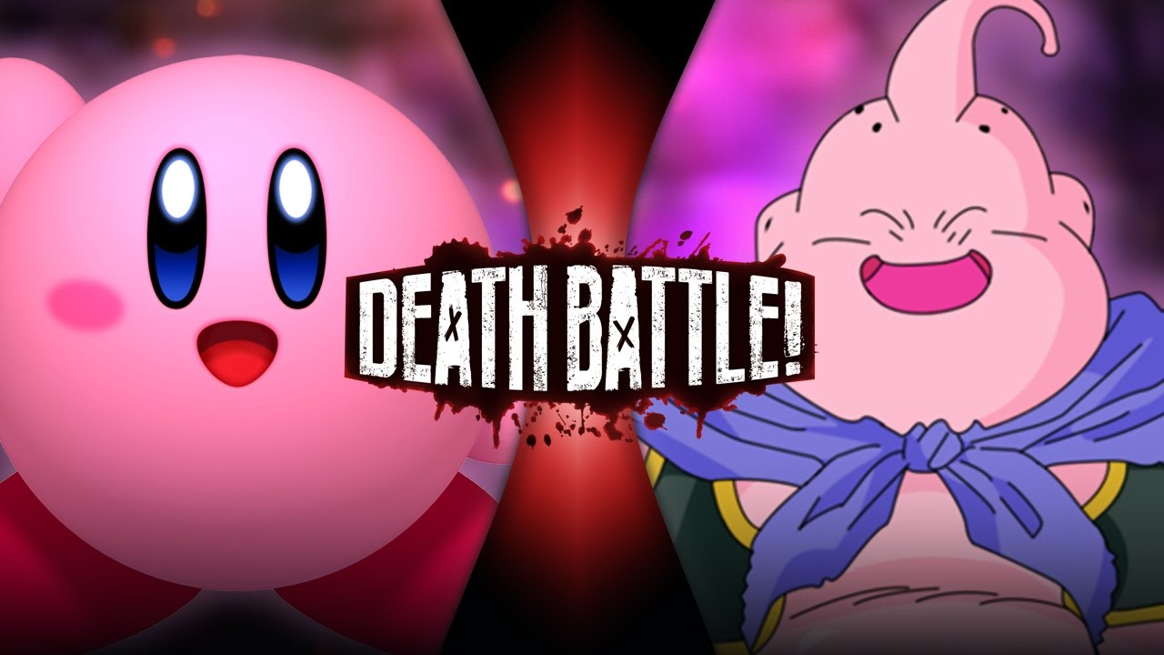 Kirby VS Majin Buu | DEATH BATTLE!