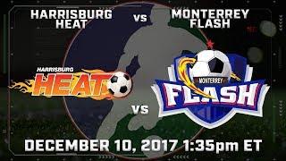 Harrisburg Heat vs Monterrey Flash
