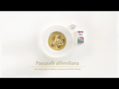 Ricetta - Passatelli all'Emiliana - Bauer