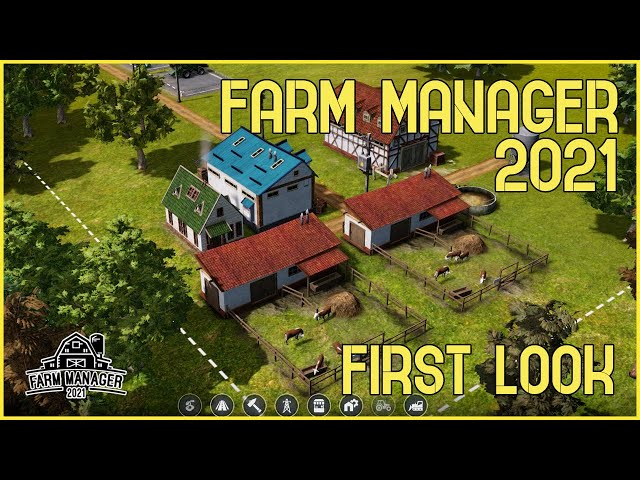 Farm Manager 2021: First Look (Prologue Demo)