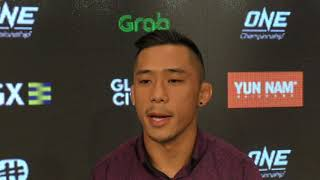 Martin Nguyen Interview Ahead Of ONE: Unstoppable Dreams