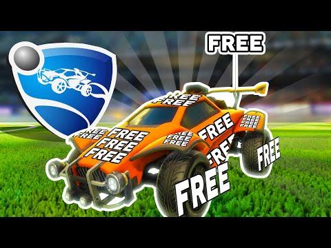 FREE Rocket League Car Designs That EVERYONE Can Make! - Pimp My Rocket League Ride