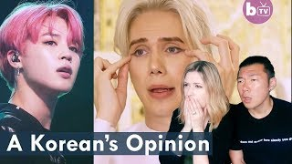 A Korean reacts: People are getting plastic surgery to look Korean...