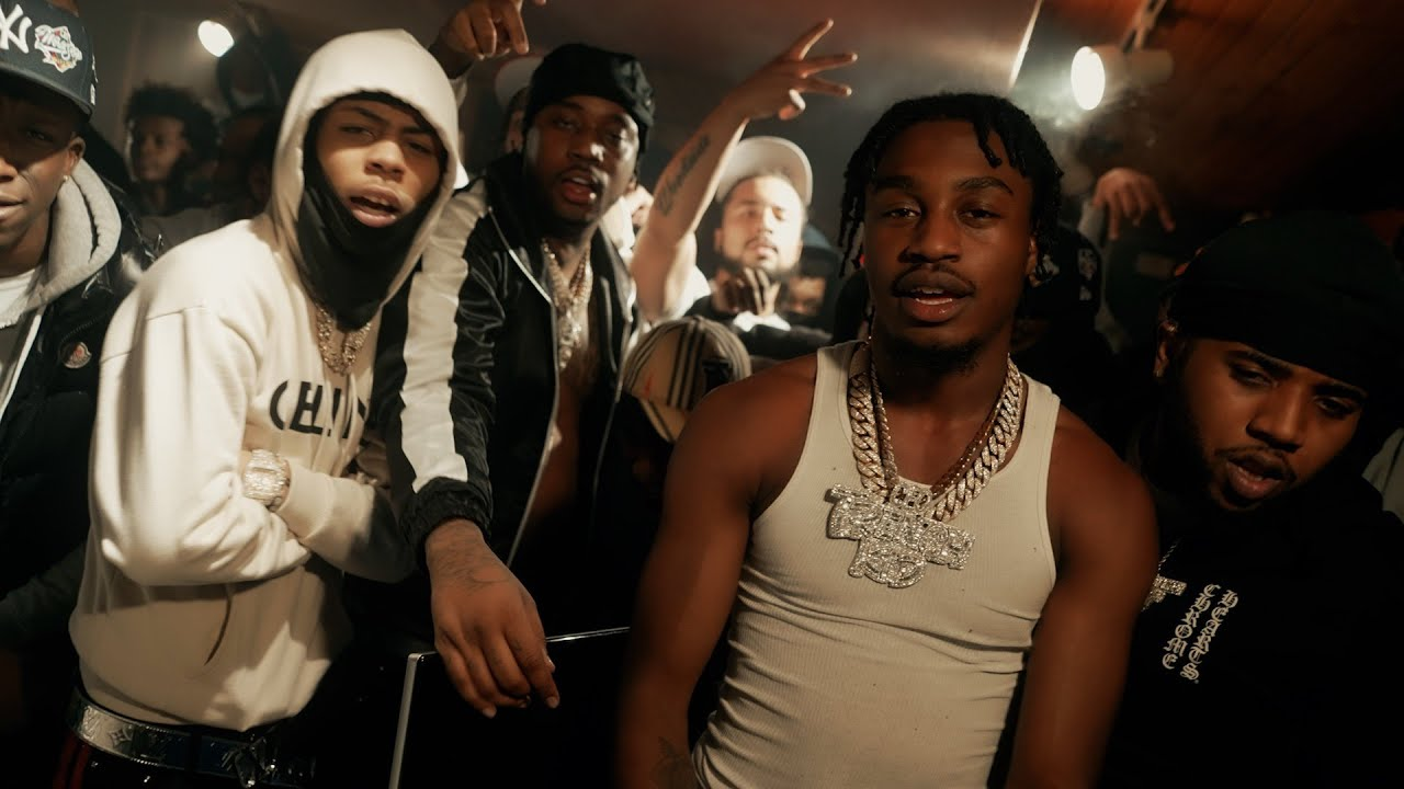 Download Lil Tjay - Not In The Mood (Feat. Fivio Foreign & Kay Flock) [Official Video]