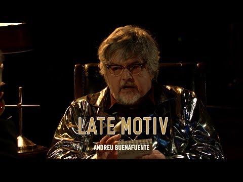 LATE MOTIV - Javier Coronas. El 'CRIC'   #LateMotiv347