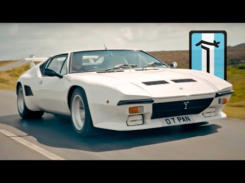 De Tomaso Pantera: Cooler Than A Lamborghini Countach? | Carfection 4K
