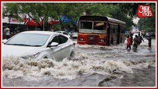 Mumbai Braces For Another Day of Heavy Rain