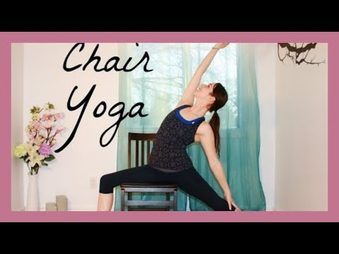 Chair Yoga - Gentle Yoga for Limited Mobility