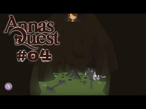 """Löcher in Decke und Boden """"Sprengen"""" #04 ►Let´s Play Anna's Quest"""