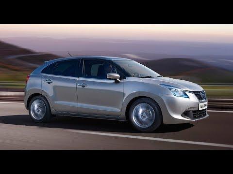 Обзор на машину Сузуки Балено 2017 года 1.2 литра, 90 л.с. (Suzuki Baleno).