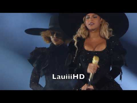 Beyonce - Opening Formation - Live in Stockholm, Sweden 26.7