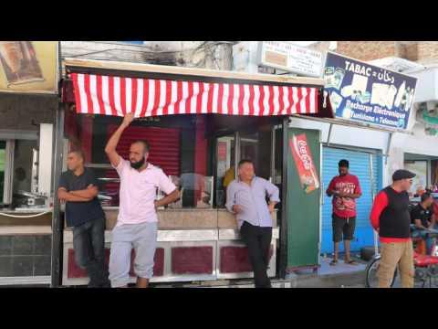 Walk Around Sousse Tunisia Part 1 突尼西亞 蘇斯古城