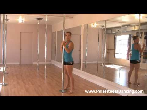 Women Fitness Pole Dancing Workout  | Upper Body Workout Routine (Home)