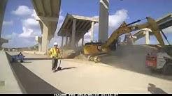 288 and 610 Bridge Demolition - Houston, TX